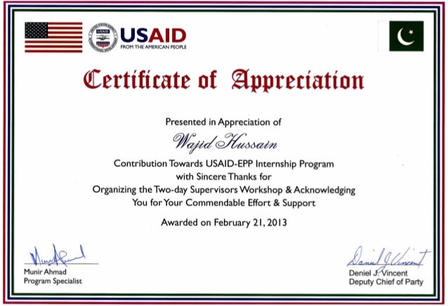 Usaid cer appreciationpdf if rppreciation in appreciation of v usaid epp internship program icere thanks for arvisors yadclub Choice Image