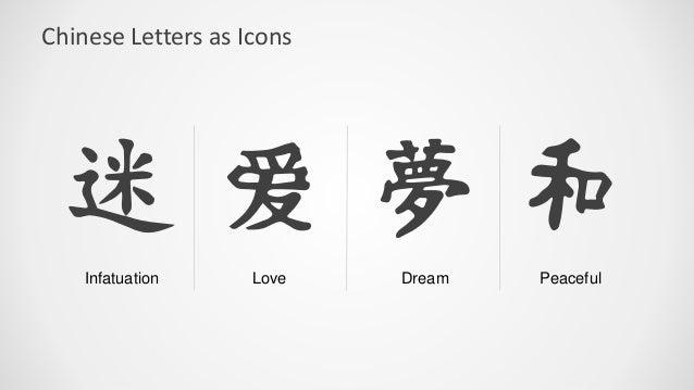 Slidemodel Chinese Symbols Powerpoint Icons