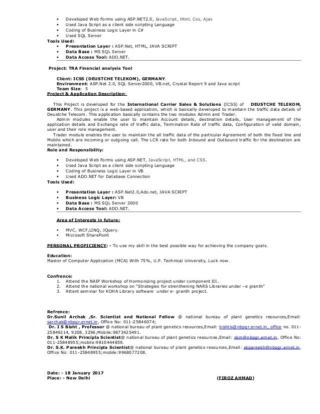 resume ahmad 18 copy1