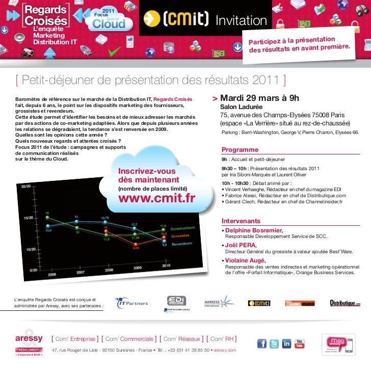 [Croisés[     Regards         L'enquête                      Cloud                                             2011       ...
