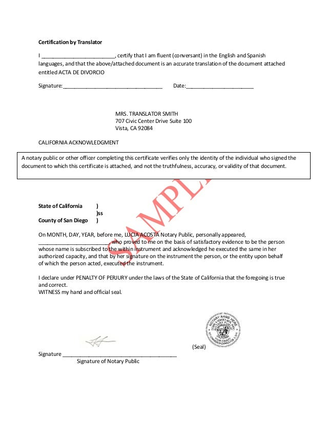 Certificate of translation template eliolera sample supporting documents for international admissions yadclub Image collections