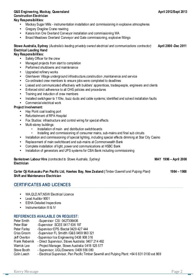 Lsu resume help