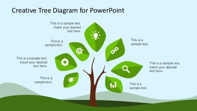 Creative tree diagram ppt electrical drawing wiring diagram creative tree diagram powerpoint template design rh slideshare net tree diagram template tree diagram key ccuart Images