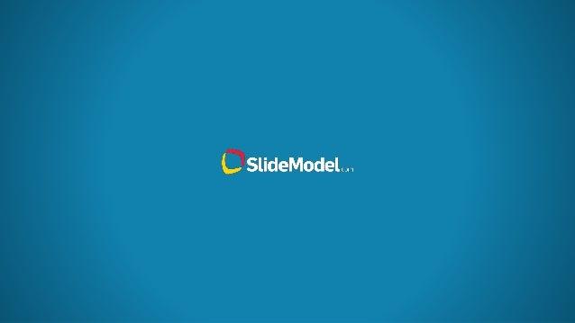 SlideModel.com - Animated Folded World Map Template for PowerPoint