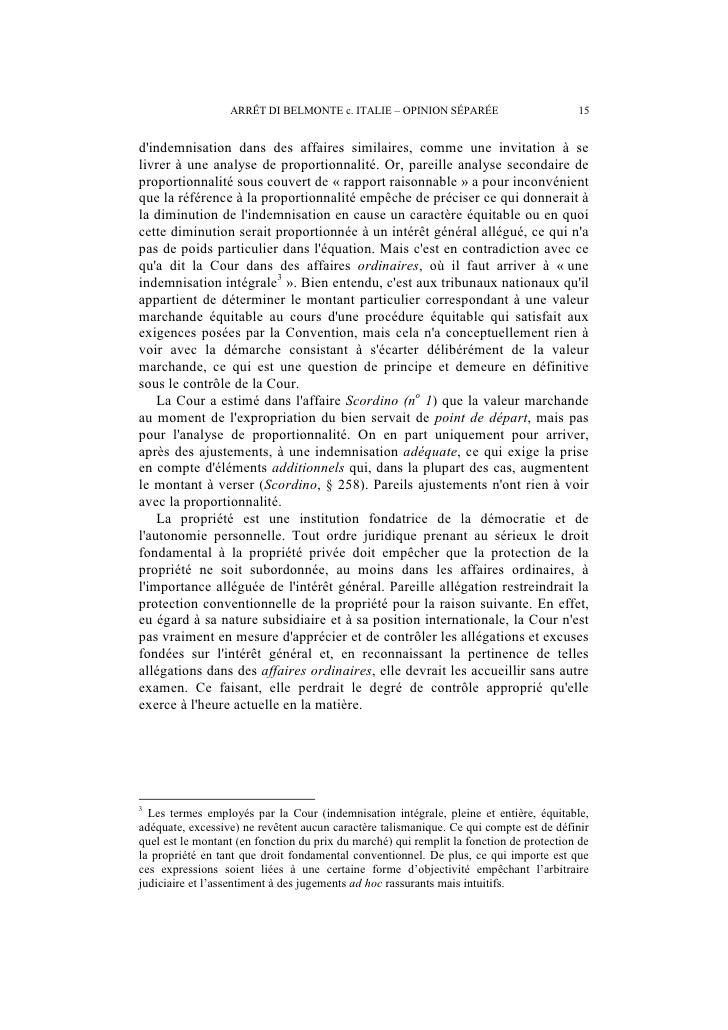 AFFAIRE_DI_BELMONTE_c._ITALIE