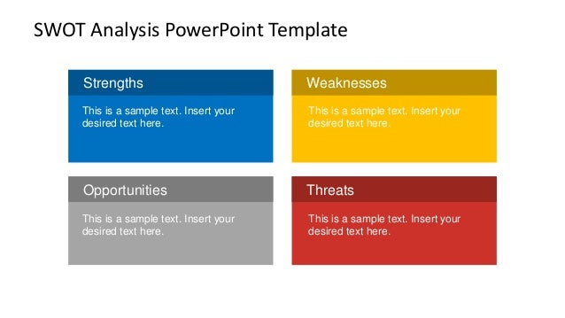 animated swot analysis powerpoint template. Black Bedroom Furniture Sets. Home Design Ideas