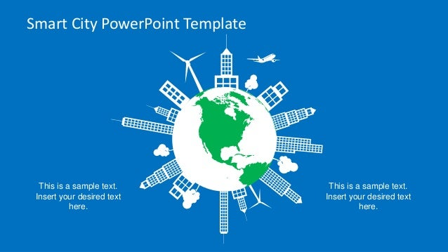 Slidemodel smart city powerpoint template 2 smart city powerpoint template toneelgroepblik Gallery