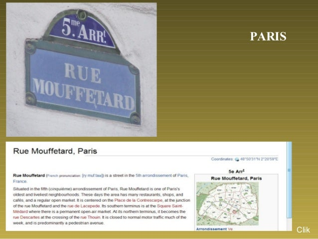 PARIS  Clik