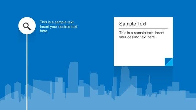 Slidemodel Animated Network Diagram Powerpoint Template