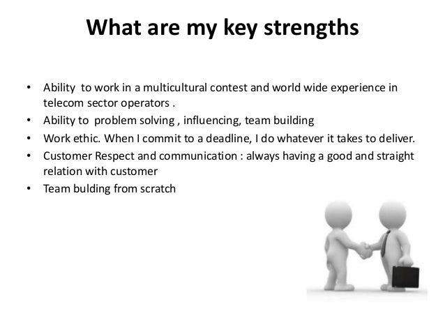 professional strengths