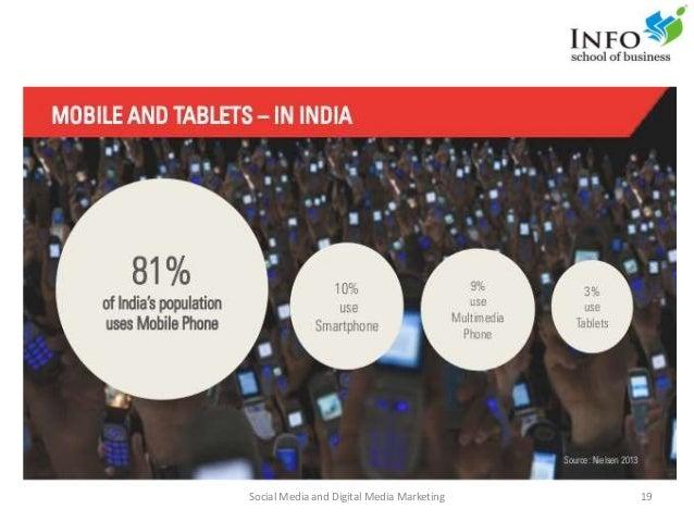 Social Media and Digital Media Marketing 19