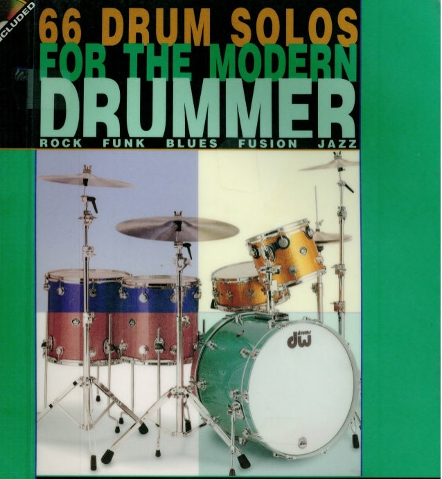 66 Drum Solos For The Modern Drummer Pdf