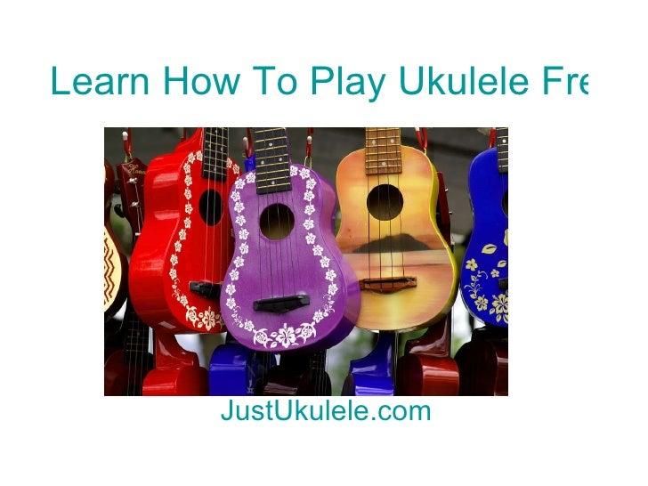 Ukulele ukulele chords lesson : soprano ukulele chords lessons