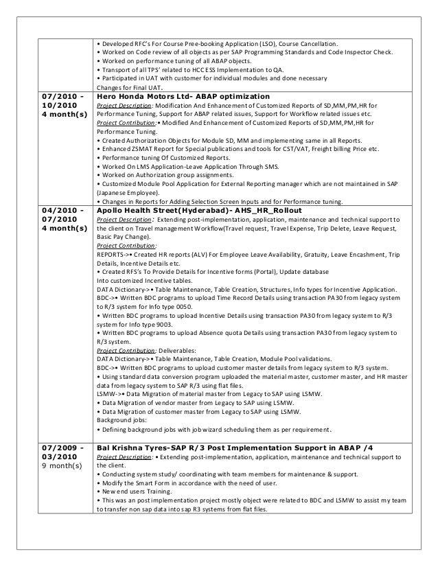 farukh mujawar sap isu bpem abap workflows 7 years resume 1
