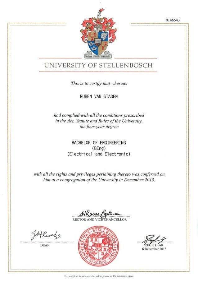 Dept. Elektriese en Elektroniese Ingenieurswese • Dept. of Electrical and Electronic Engineering Privaat Sak/Private Bag X...