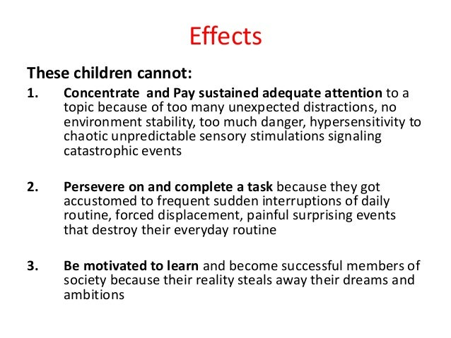 effects of poverty on intellectual development Research on the daunting effects of poverty on the brain development of children illustrates the urgent need to eliminate world poverty effects of poverty on development of children however, pediatric cognitive development is a complex multidimensional problem and not all stunted.