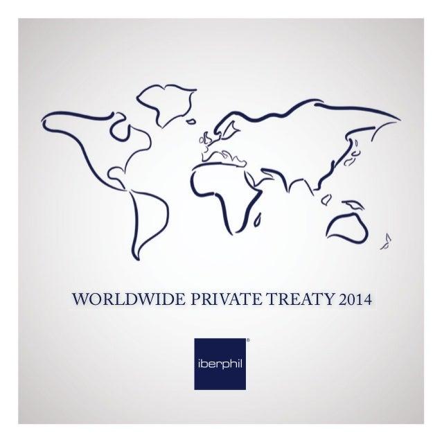 WORLDWIDE PRIVATE TREATY 2014