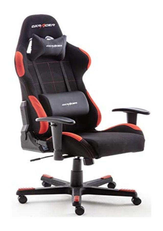 Robas Lund Ohfd01nr Dx Racer 1 Gaming Schreibtisch