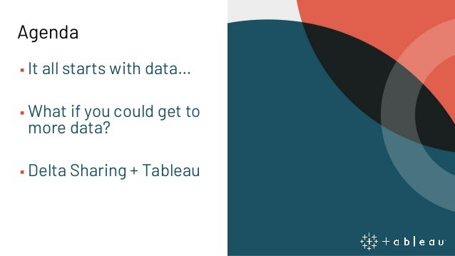 Gain 3 Benefits with Delta Sharing Slide 3