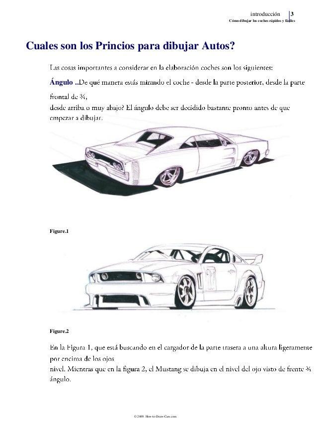 67518961 Aprender A Dibujar Autos En Espanol Completo