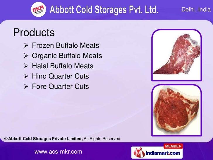 Abbott Cold Storages Private Limited Delhi India