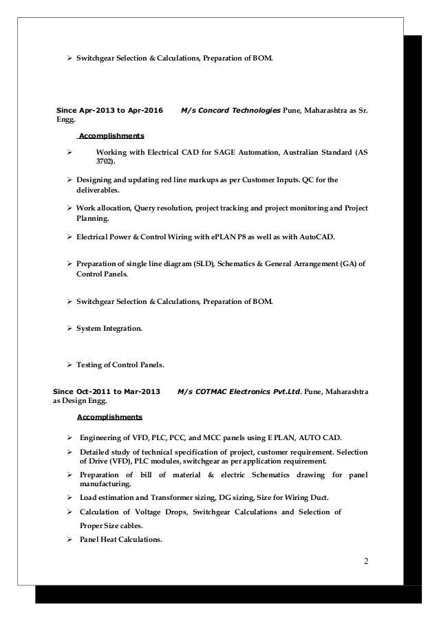 CV-Krushna Ch. Parida_Design engineer (Electrical)