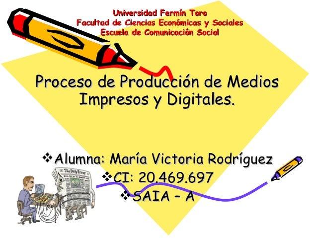 Universidad Fermín ToroUniversidad Fermín Toro Facultad de Ciencias Económicas y SocialesFacultad de Ciencias Económicas y...
