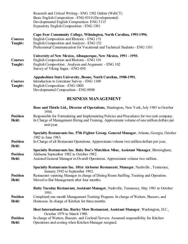 popular curriculum vitae writers for hire for