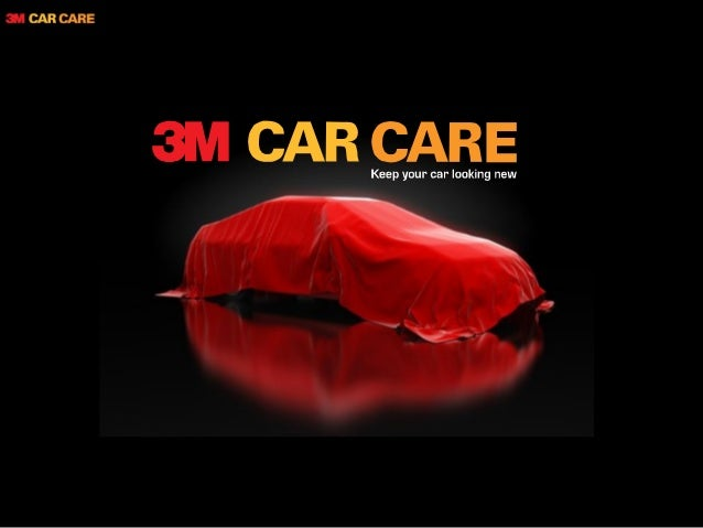 3m Car Care In Pictures