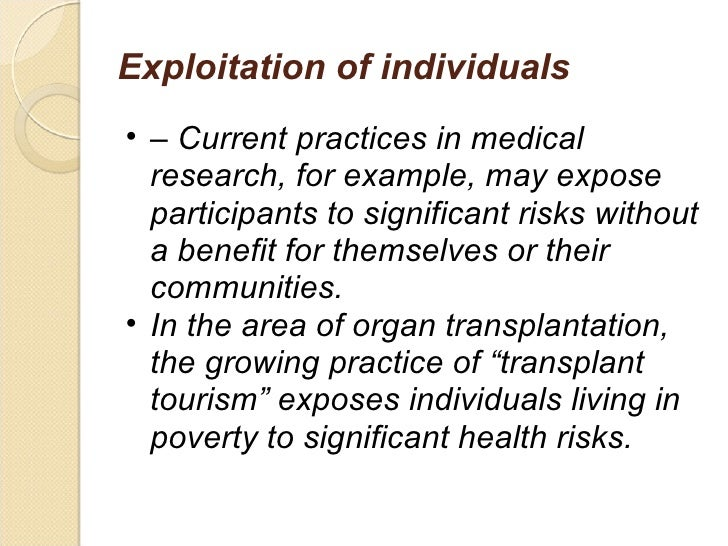 Ethical Considerations In Public Health