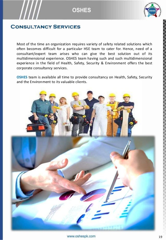 oshes corporate brochure