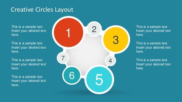 Creative liquid circles powerpoint diagram slidemodel 2 creative circles ccuart Image collections