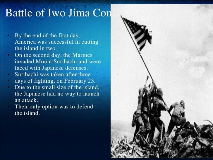 Battle of iwo jima date in Sydney