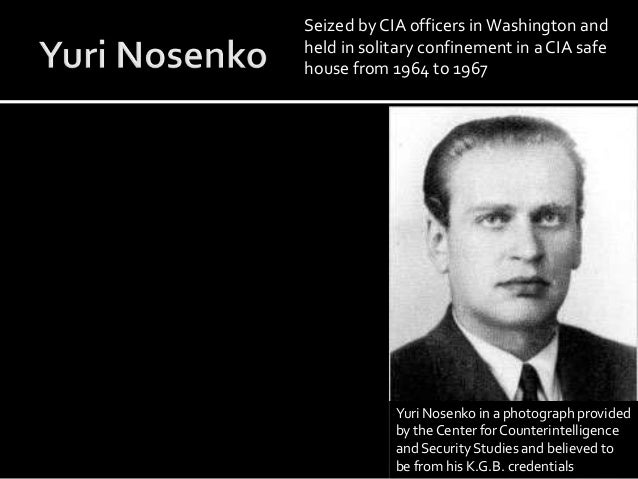 Photos To Supplement The Secret History Of The Cia