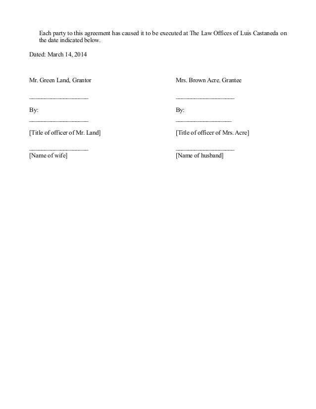 easement agreement mr land and mrs Public land access public land,  concerns to address with the written lease agreement/easement  mrs ellett and mr berry,.