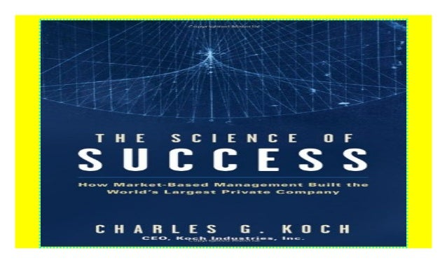 How is Good Profit different from The Science of Success?