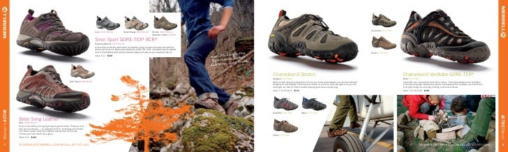 Merrell Autumn Winter 09 Consumer Catalog e6c37d9bef