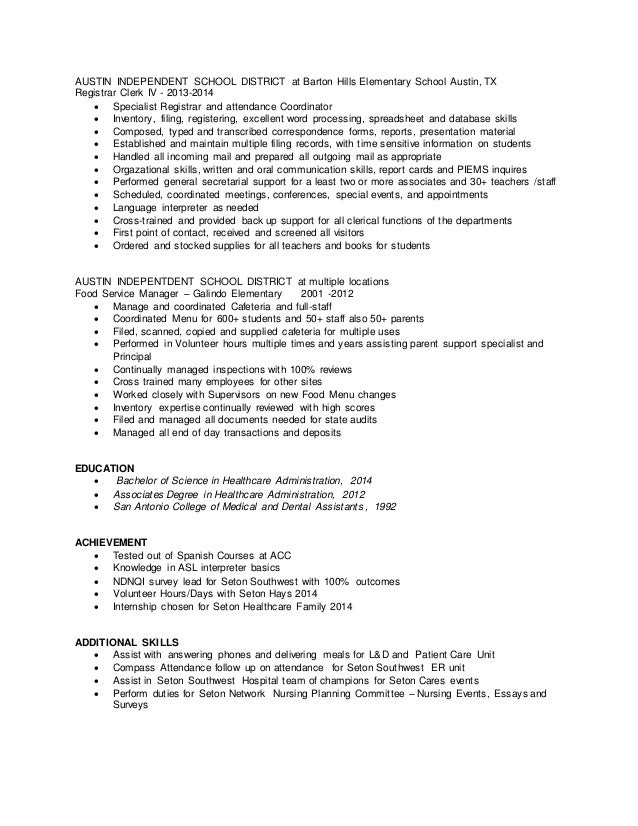 How To Word Phone Etiquette In A Resume