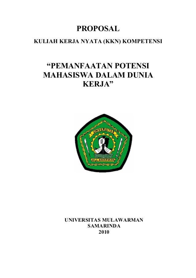 68284378 Proposal Kkn