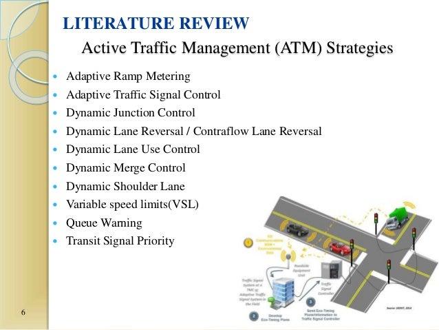 atm literature review
