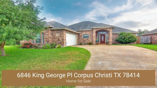 6846 King George Pl Corpus Christi TX 78414 Home for Sale