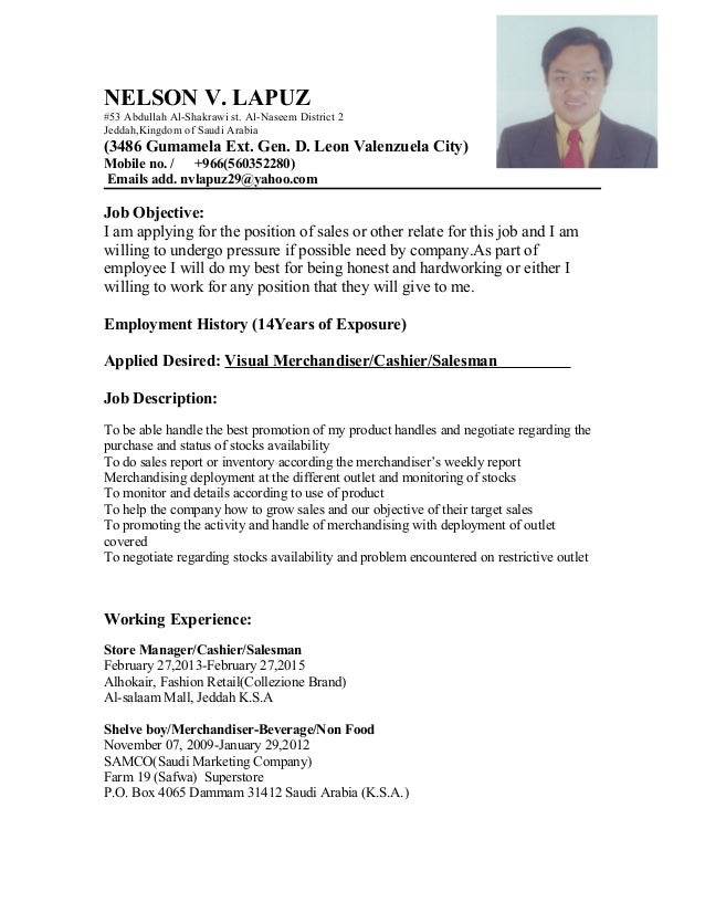 merchandiser resume template 6 free word pdf documents
