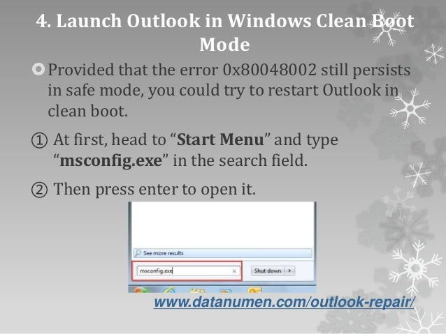 how to fix outlook error 0x800ccc0d