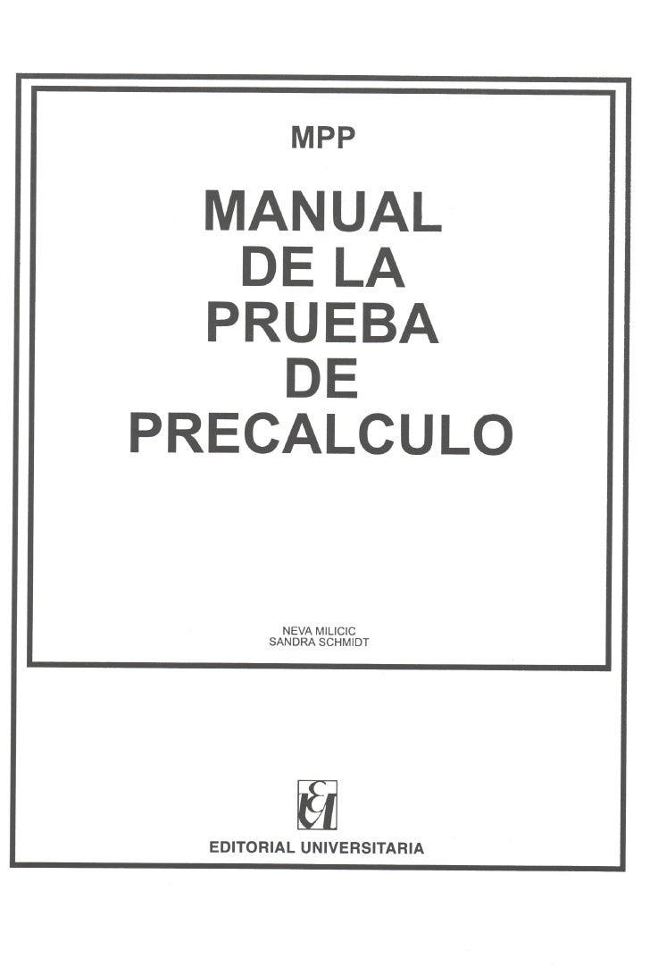 68788388 pre calculo for Manual de acuicultura pdf