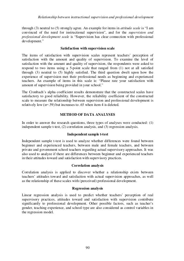 teachers perceptions of instructional supervision (purpose) the purpose of this study is to examine the existing perceptions and preferences of teachers toward instructional supervision, more specifically on the actual and ideal use of selected instructional supervisory approaches (such as clinical supervision, peer coaching, cognitive coaching, mentoring, reflective coaching, teaching portfolios, and professional growth plans) in secondary.