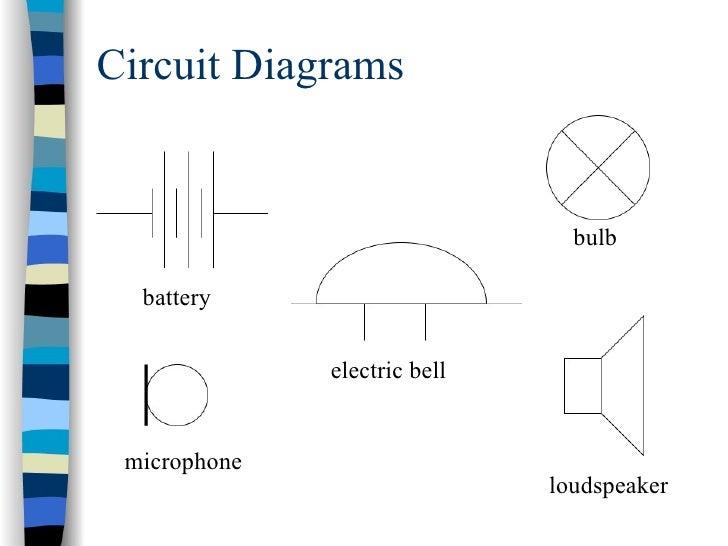 Circuit Diagram Bell Symbol Circuit Diagram Symbols