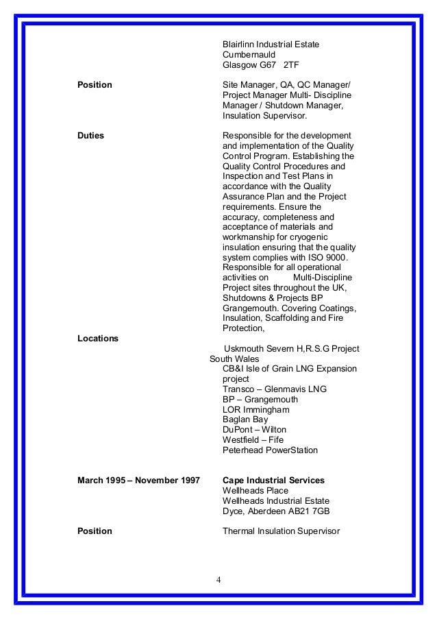 paul watling resume
