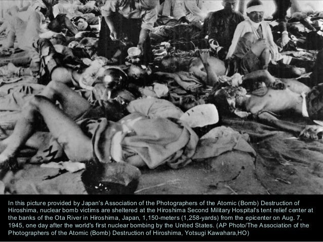Hiroshima bombing date