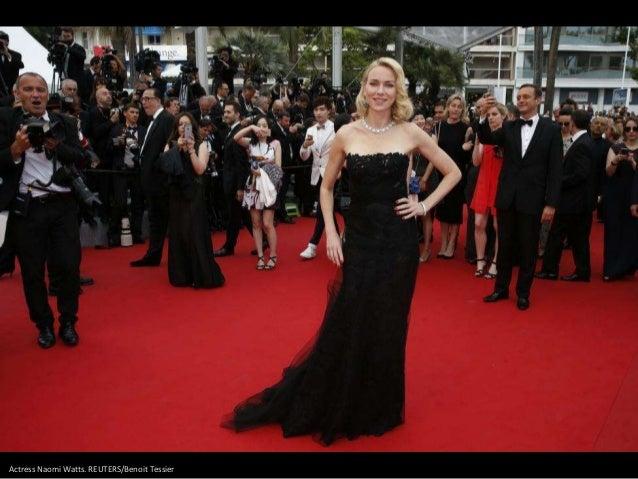 Actress Naomi Watts. REUTERS/Benoit Tessier