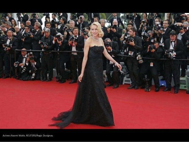 Actress Naomi Watts. REUTERS/Regis Duvignau